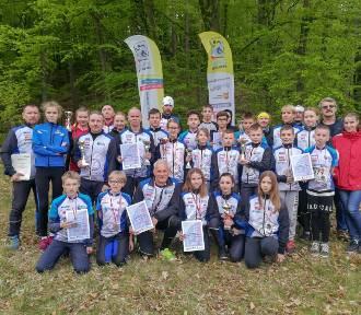 Medalowe żniwa biegaczy UMKS Kwidzyn