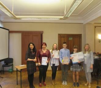 Powiat nowodworski. Uczniowie pochwalili się swoją wiedzą o środowisku