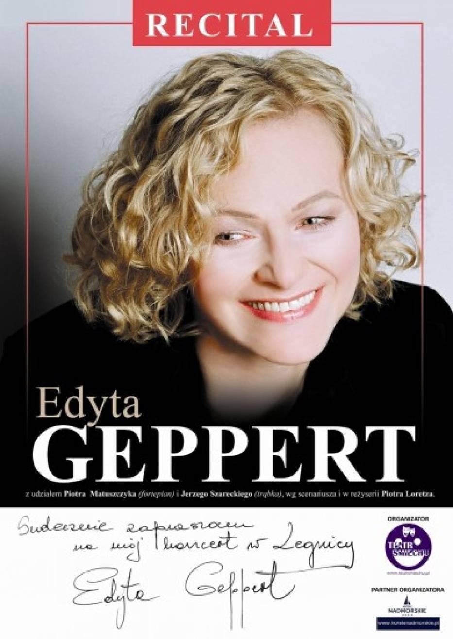 Edyta Geppert  ponownie odwiedzi Legnicę, Koncert już we wrześniu