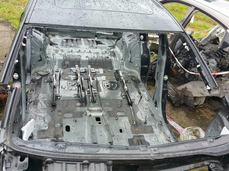Lekarz, któremu ukradli samochód, odnalazł swoją własność. Ale nie na to liczył... [ZDJĘCIA]