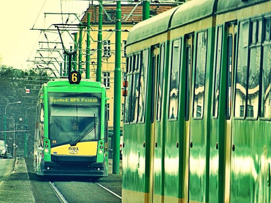 Lista Top 10: Spotted MPK Poznań