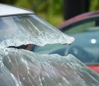 """Jastrzębie-Zdrój: czołowe zderzenie samochodów przy ulicy Armii Krajowej. """"Byłam bardzo zmęczona"""""""