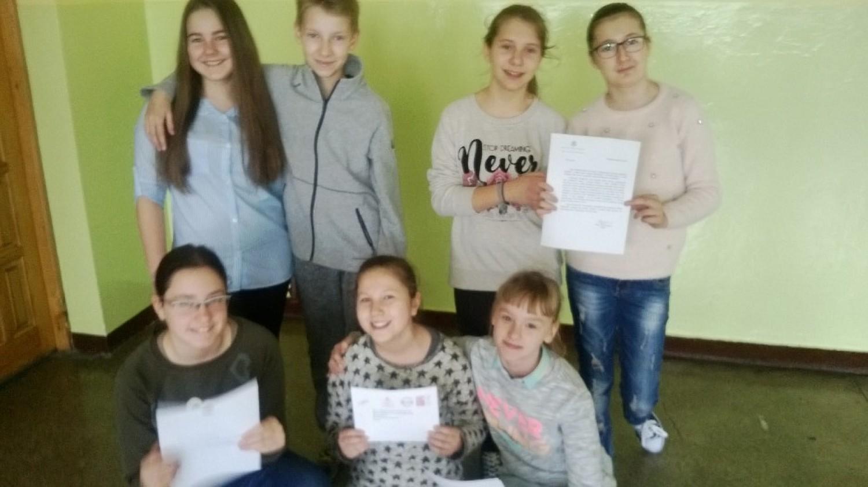 Do szkoły podstawowej w Piotrkowie Kuj