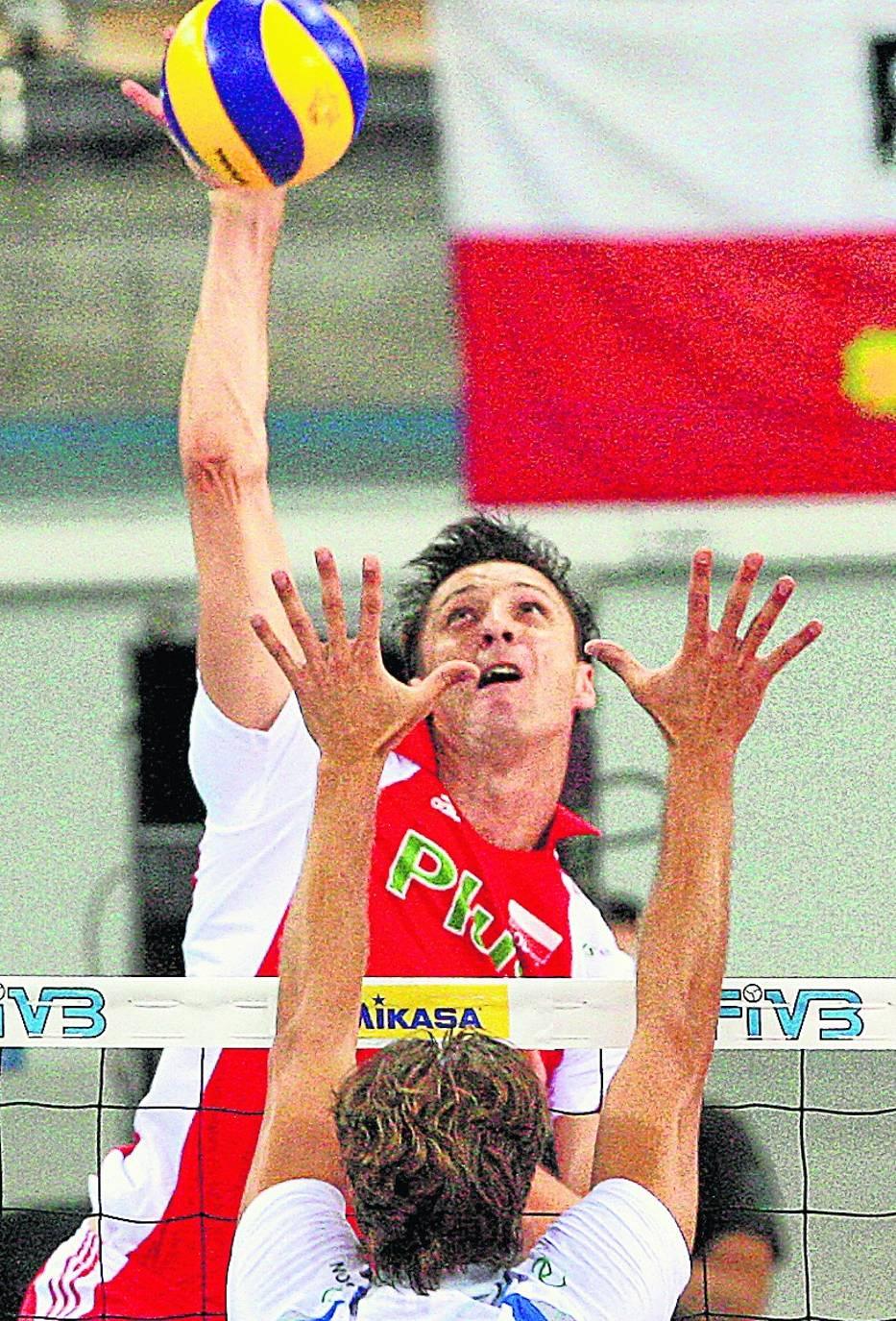 Piotr Gruszka rozkręca się na mistrzostwach Europy w Izmirze
