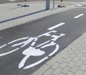 Nowa ścieżka rowerowa we Wrzeszczu na Legionów