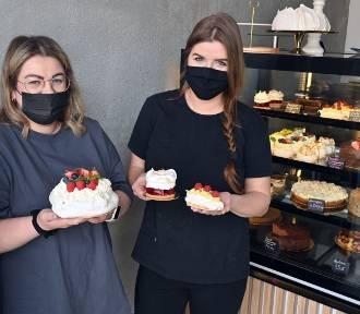 Cukiernia Beza to nowość w Kielcach. Są tu pyszne ciasta i desery (WIDEO, ZDJĘCIA)