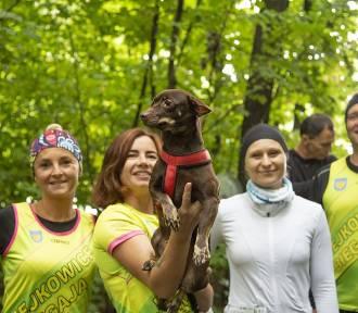 Bieg leśny w Rybniku. Zawodnicy mieli do pokonania 5 i 10 km leśnymi ścieżkami. FOTO