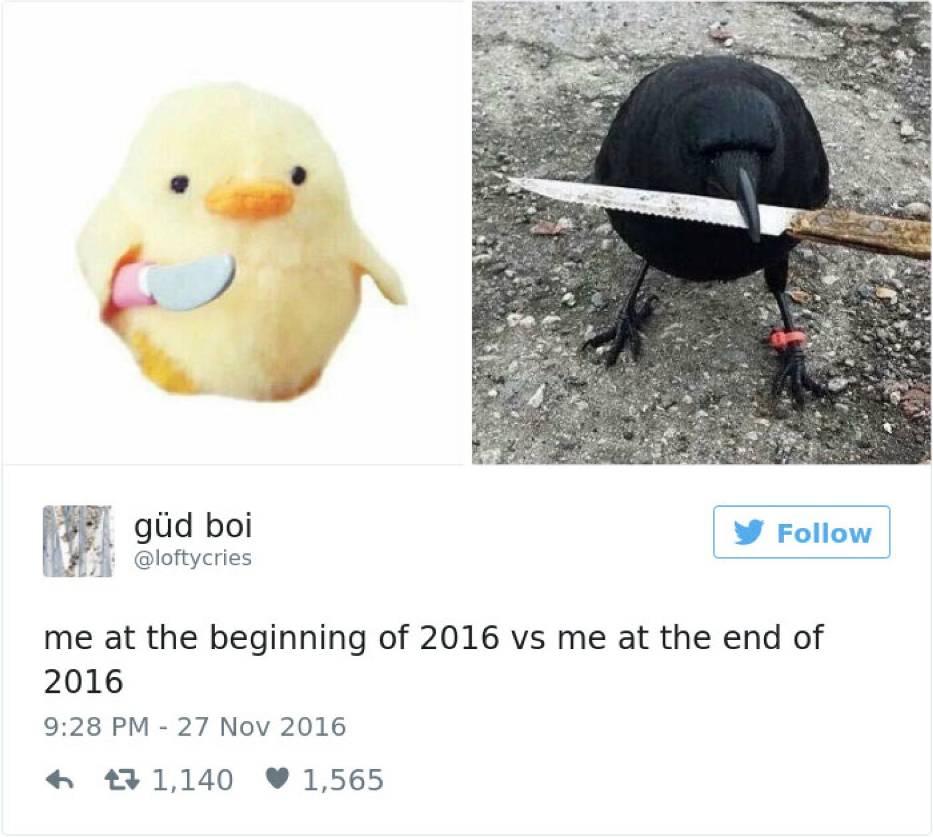 To nie był Wasz najlepszy rok? Nie jesteście sami: Internet znęca się nad 2016 r.