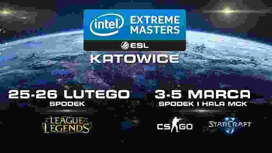 Bilety na Intel Extreme Masters Katowice 2017 - ostatnia tura sprzedaży