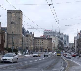 Budowa tramwaju na Ratajczaka i dalsza przebudowa ul. Święty Marcin już niebawem