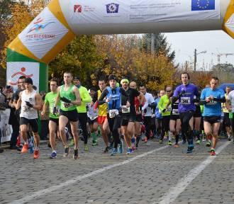 """""""Bieg bez granic"""" w Gubinie. Wystartowało prawie 600 zawodników [DUŻO ZDJĘĆ]"""