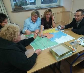 Warsztaty dla nauczycieli historii dotyczące gier edukacyjnych (foto)