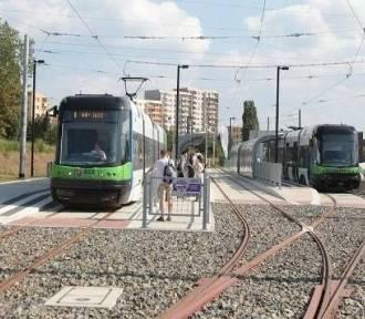 Nie jeżdżą tramwaje w stronę Turkusowej. Komunikacja zastępcza