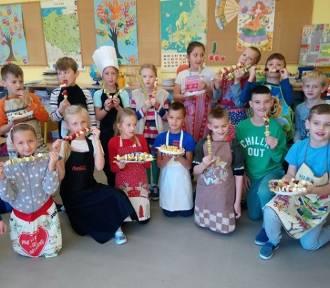 """Tydzień zdrowia w malborskiej """"trójce"""". Dzieci uczyły się, jak komponować zdrowe posiłki"""