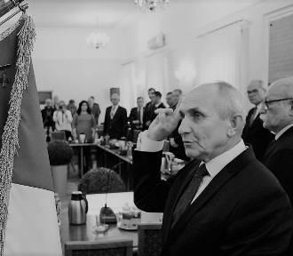Samorządowcy żegnają Andrzeja Łebka. Pogrzeb odbędzie się 18 kwietnia