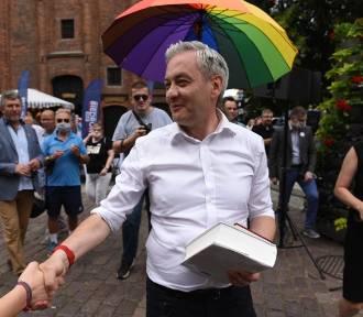 Robert Biedroń: Oferuję inną Polskę, niż Trzaskowski i Duda
