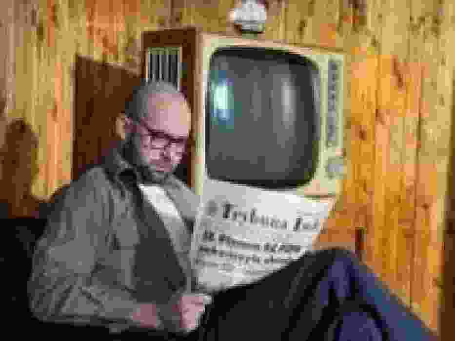 Szymon Bobrowski jako Reżyser