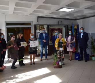 Nagroda dla Mikoszewa za wyróżnienie w konkursie Piękna Wieś Pomorska