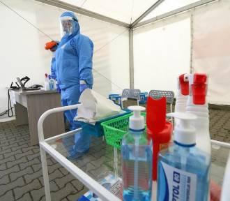W województwie lubelskim blisko 200 nowych zakażeń koronawirusem