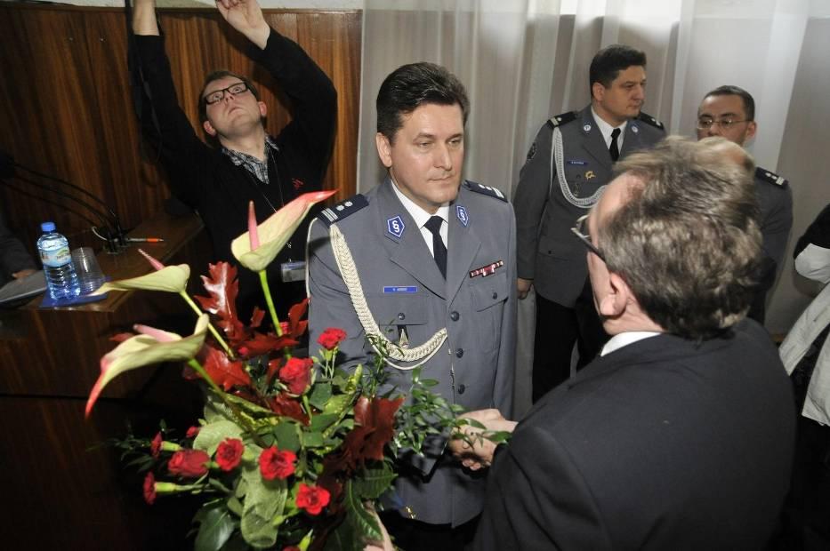 Krzysztof Jarosz został nowym komendantem wielkopolskiej policji