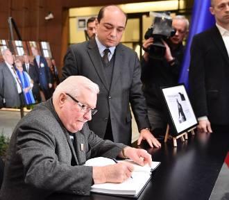 """Lech Wałęsa: """"Żegnaj Przyjacielu...Do zobaczenia za chwilę"""""""