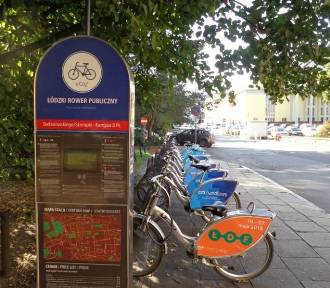 Rowery miejskie będzie można wypożyczać zimą