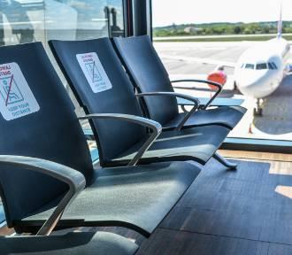 Gdańskie lotnisko podsumowało rok. Niecałe 2 mln pasażerów w 2020 r.