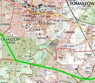 Władze miasta zapraszają na spotkanie w sprawie obwodnicy Tomaszowa