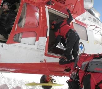 Tatry: śmiertelny wypadek w górach