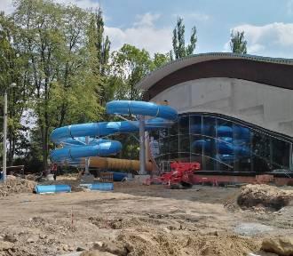 Pod koniec roku zakończy się budowa dwóch basenów w Katowicach. Znamy ceny wejściówek ZDJĘCIA