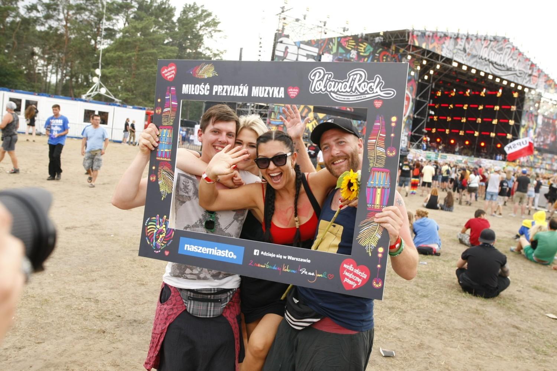 Pol'and'Rock 2019 [ZDJĘCIA W RAMKACH]. Zobacz pamiątkowe fotografie z 25. festiwalu Pol'and'Rock