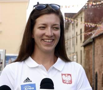 - To jest piękne uczucie - mówi Marta Wieliczko,  która zdobyła srebro na IO w Tokio