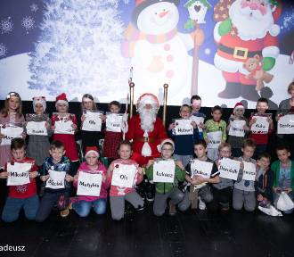 """W kinie Stargardzkiego Centrum Kultury był Mikołaj i """"Grinch"""" - część III [ZDJĘCIA]"""