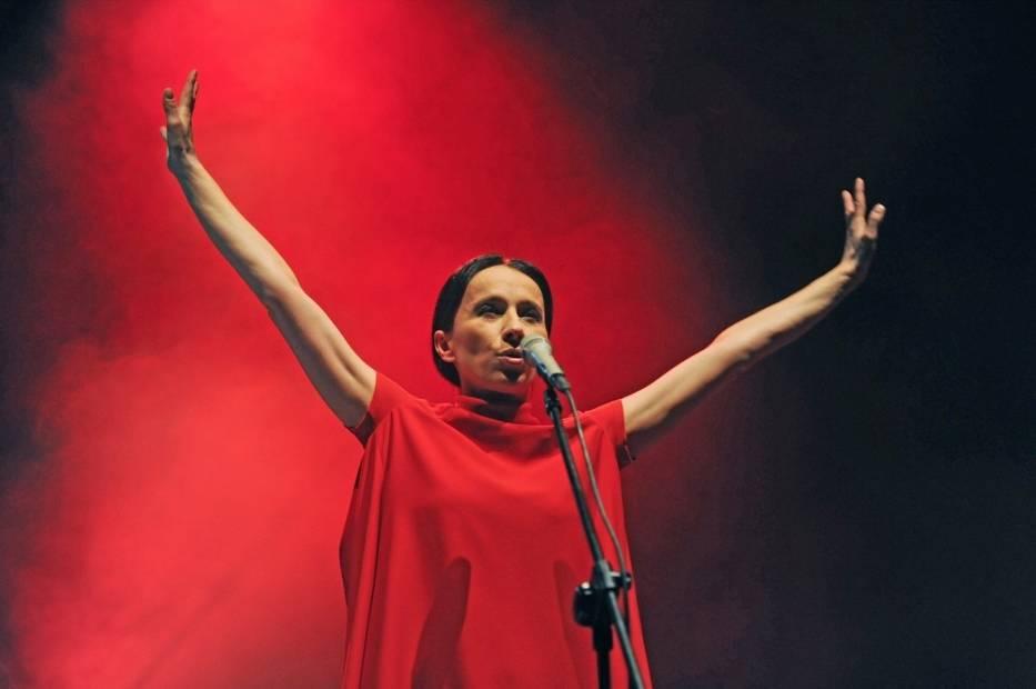 Renata Przemyk to uznana osobowość polskiej sceny muzycznej