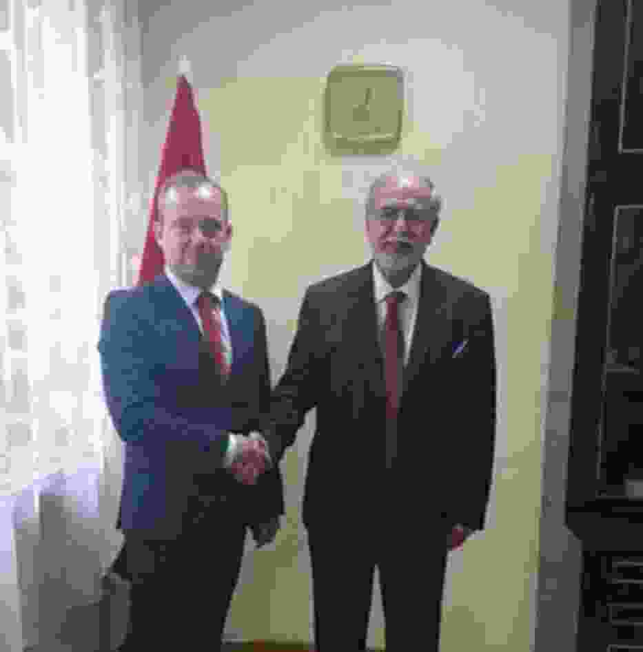 Pierwsze spotkanie stron odbyło się w Warszawie