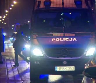 Świadek wypadku na Legnickiej: To była wina policji!