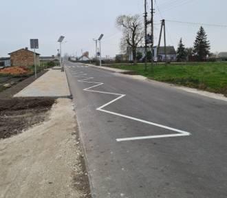 Droga powiatowa Słońsko - Gąski ma nową nawierzchnię