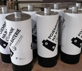 Pojemniki na zużyte baterie w każdej dzielnicy Wodzisławia Śląskiego
