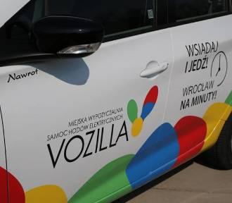 Koniec miejskiej wypożyczalni aut Vozilla we Wrocławiu. Co będzie z zielonymi kopertami?