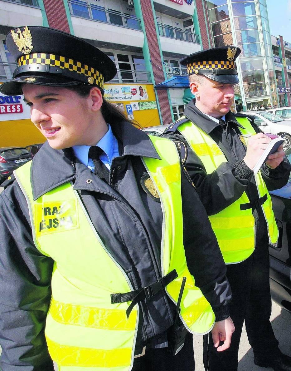 Strażnicy mają też patrol szkolny