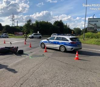 Dwa wypadki w Piekarach Śląskich. Są poszkodowani