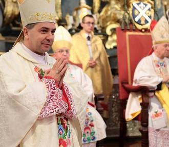 Ks. Wojciech Osial nowym biskupem pomocniczym [ZDJĘCIA]