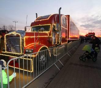 Gdzie i kiedy przyjadą ciężarówki Coca-Coli?