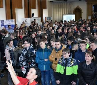 Tłumy na Legnickich Targach Edukacyjnych [ZDJĘCIA]