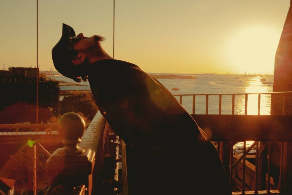 "Robert Cichy z nowym albumem ""Dirty Sun"""