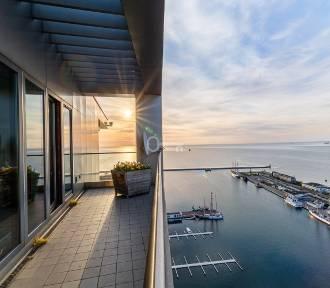Luksusowy apartament w Sea Towers wystawiony na sprzedaż za 16 mln zł!