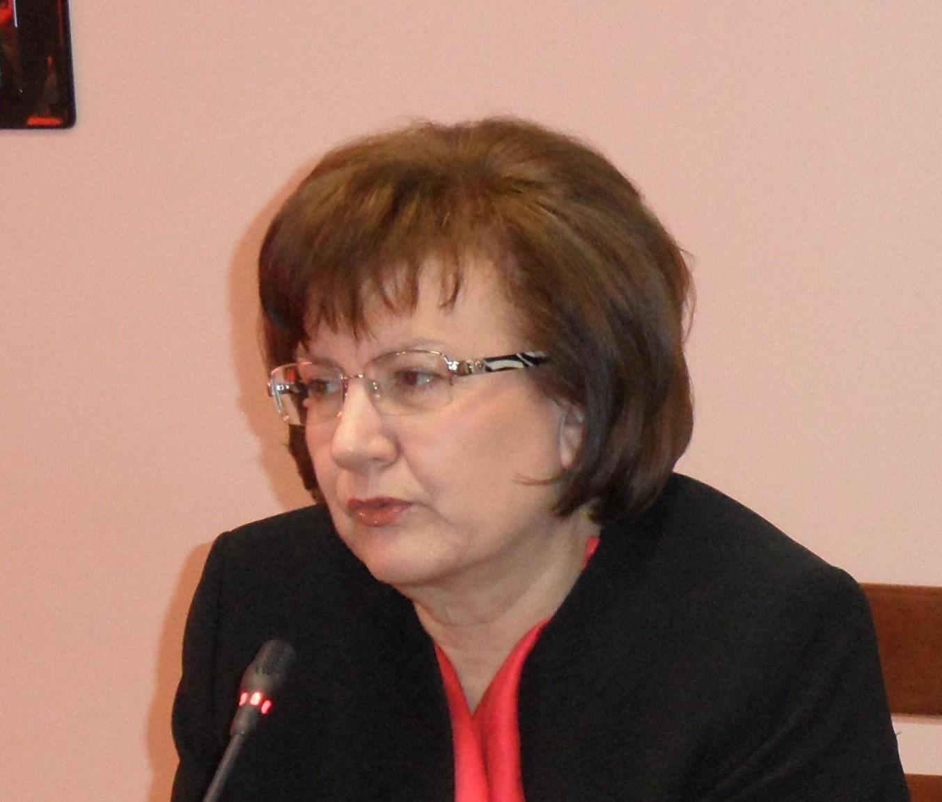 Prof. Maria Nowicka-Skowron