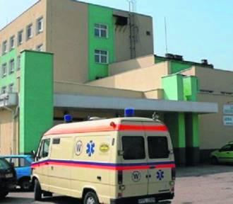 Fundusze Europejskie. Trwa remont Szpitalnego Oddziału Ratunkowego w pleszewskim szpitalu