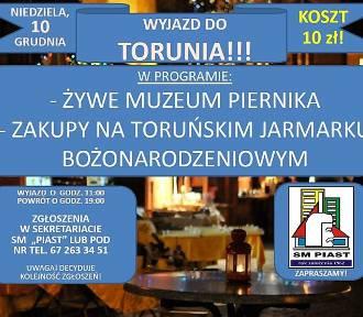 Toruński Jarmark Bożonarodzeniowy dla złotowian