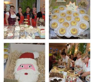 Kiermasz bożonarodzeniowy w Tworkowie: Świąteczne przysmaki i piękne ozdoby [ZDJĘCIA]